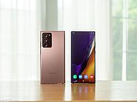 Samsung Galaxy Note 20 Ultra Gold, фото 1