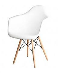 Кресло прайз белое domini