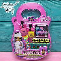 Набор детской косметики для девочки «Lol surprise»