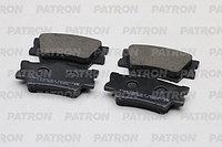 Колодки задние TOYOTA CAMRY 40/45/50/55/RAV4/AVALON/ES350 06-   PATRON PBP1892KOR