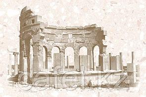 Кафель   Плитка настенная 20х30 Пальмира   Palmira декор Д