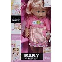 Интерактивная кукла WeiTai 30805-B12