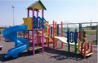 Детский игровой комплекс 0102