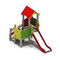 Детский игровой комплекс 0104