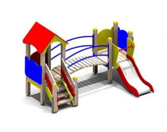 Детский игровой комплекс 0105