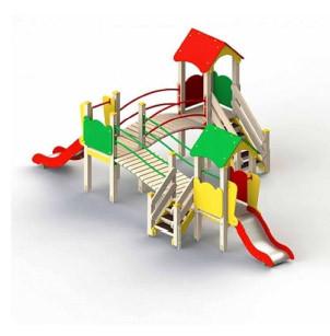 Детский игровой комплекс 0106