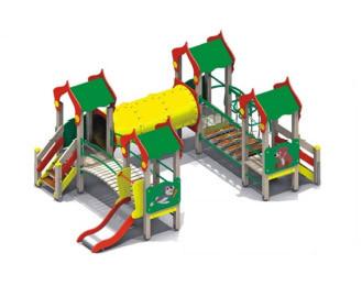 Детский игровой комплекс 0107