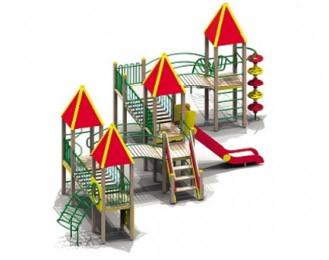 Детский игровой комплекс 0108