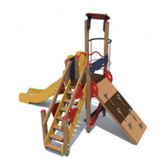 Детский игровой комплекс 0111