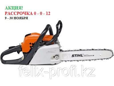 Бензопила STIHL MS 211 (40cm),  1,7 кВт/2,3 л.с., масса 4,6 кг