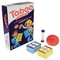 Hasbro Other Games Настольная игра ТАБУ Дети против родителей