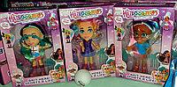Кукла девочка, с разноцветными волосами