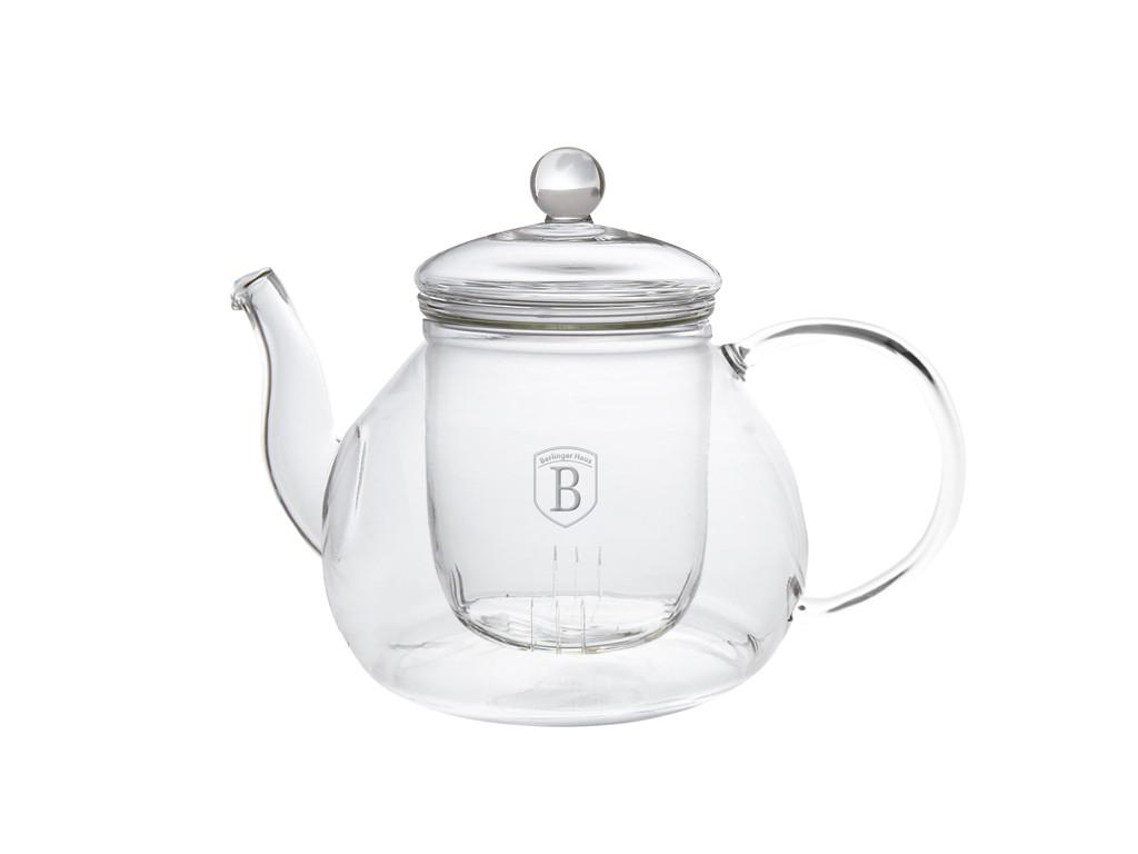 Чайник заварочный стеклянный Berlinger Haus 1л
