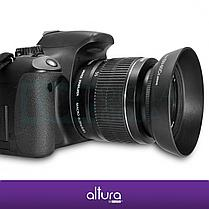 Бленда C-EW-60C на объективы Canon 28-80/28-90/18-55mm и.т.д., фото 3