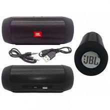 Bluetooth колонка CHARGE 2+ Power bank 6000mAh (черный)