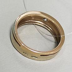 Обручальное кольцо/ 16 размер