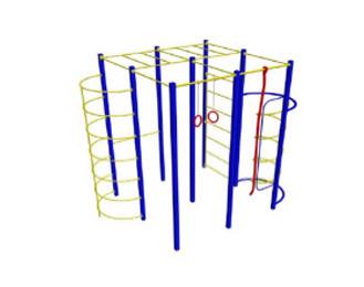 Гимнастический комплекс (для детей младших классов)