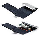 """Кожаный бокс для кредитных карт """"Contacts""""- кардхолдер. RFID Protected. Картхолдер, фото 10"""