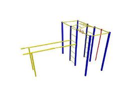 Гимнастический комплекс (для детей старших классов)