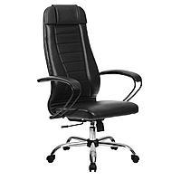 Эргономическое кресло Метта 30 Хромовая