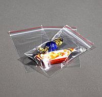 "Пакет ""Zip-Lock"" ПВД 4х6см, плотность 20-30 микрон (упаковке 100 штук)"