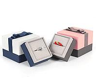 Ювелирная коробочка. Синяя, фото 1