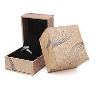 Ювелирная коробочка. Ретро стиль, натуральная шёлковая парча., фото 1