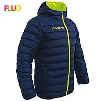 Куртка GIUBBOTTO OLANDA (весна -осень) Сине-желтый, XL