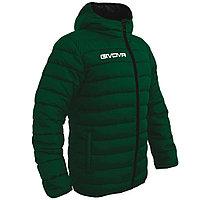 Куртка GIUBBOTTO OLANDA (весна -осень) Темно-зелёный, XS