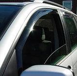 Ветровики дверей, вставные, Германия на BMW X5 E53, фото 2