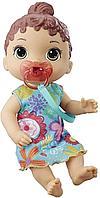 Беби Элайв кукла интерактивная Лил брюнетка со звуками Baby Alive, фото 1