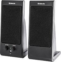 Колонки Stereo Defender SPK 170,черный