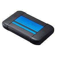 Внешний жёсткий диск 1Tb Apacer AC633 Speedy Blue (AP1TBAC633U-1)синий