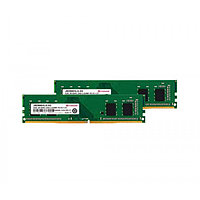 Память оперативная DDR4 Desktop Transcend( JM2666HLG-16GK)