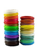 "Набор пластика для 3D ручки ""НИТ"", PLA - 15 + 10 цветов (250 метров)"