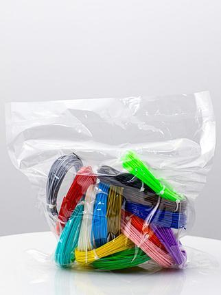 """Набор пластика для 3D ручки """"НИТ"""", PLA - 15 цветов (150 метров), фото 2"""