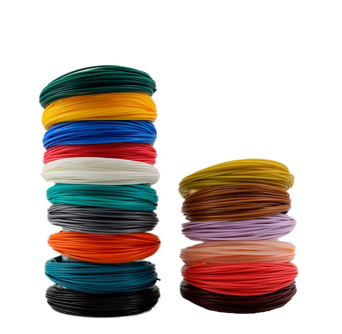 "Набор пластика для 3D ручки ""НИТ"", ABS - 10 + 6 цветов (160 метров)"