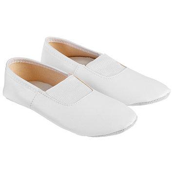 Чешки комбинированные, цвет белый, длина стопы 24,9 см