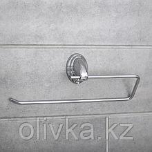Держатель для полотенец одинарный, Accoona A11105-2, цвет хром