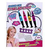 Набор для девочек для маникюра «Маленький набор модницы» с аксессуарами, МИКС, фото 3