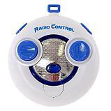 Электромобиль «Купе», с радиоуправлением, свет и звук, цвет белый, фото 9
