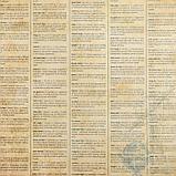 "Набор бумаги ""Силуэт бабочки"" 30.5смх30.5см, 24 листа+1 лист вырубки, фото 9"