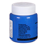 Краска акриловая Shine 80 мл WizzArt Голубой глянцевый WG16.80, фото 3