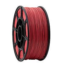 """Пластик для 3D печати """"НИТ"""", PLA бордово-фиолетовый 1 кг."""