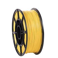 "Пластик для 3D печати ""НИТ"", PLA Желтый 1 кг."