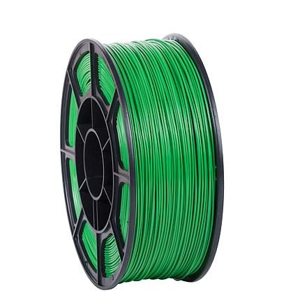 "Пластик для 3D печати ""НИТ"", PLA зеленый 1 кг., фото 2"