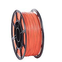"""Пластик для 3D печати """"НИТ"""", PLA оранжевый 1 кг."""