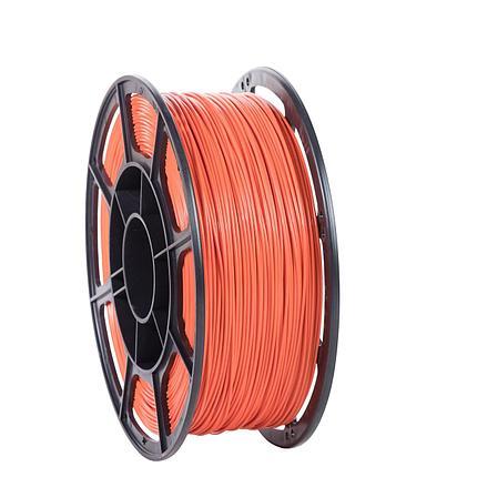 "Пластик для 3D печати ""НИТ"", PLA оранжевый 1 кг., фото 2"