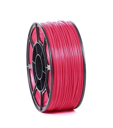 "Пластик для 3D печати ""НИТ"", PLA розовый шелк 1 кг., фото 2"