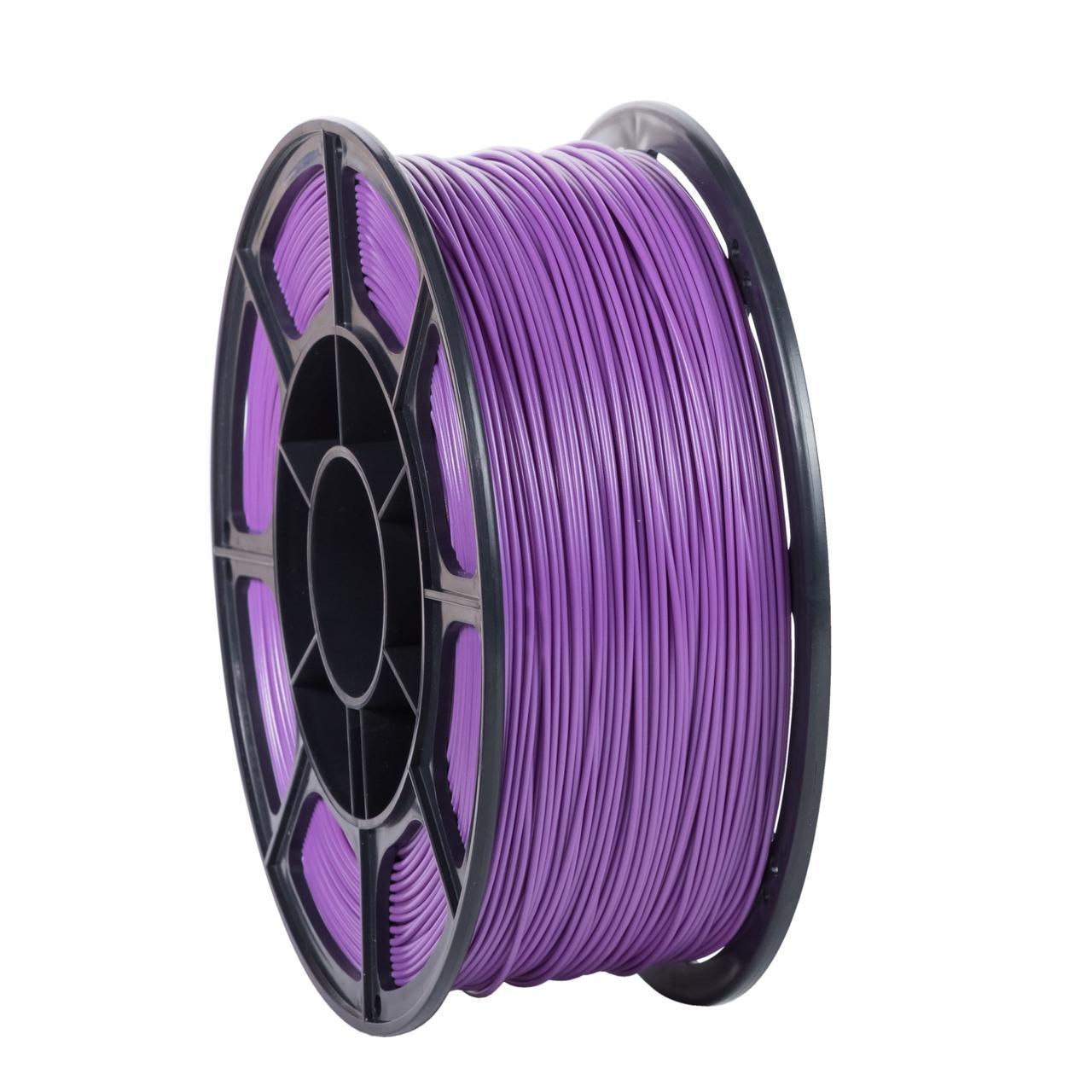 """Пластик для 3D печати """"НИТ"""", PLA фиолетовый 1 кг."""